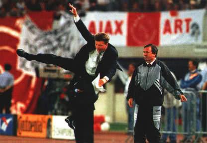 van Gaal leading the charge