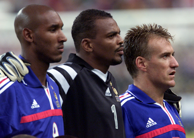 Has FIFA taken its war against racism too far? - FC Bayern ...