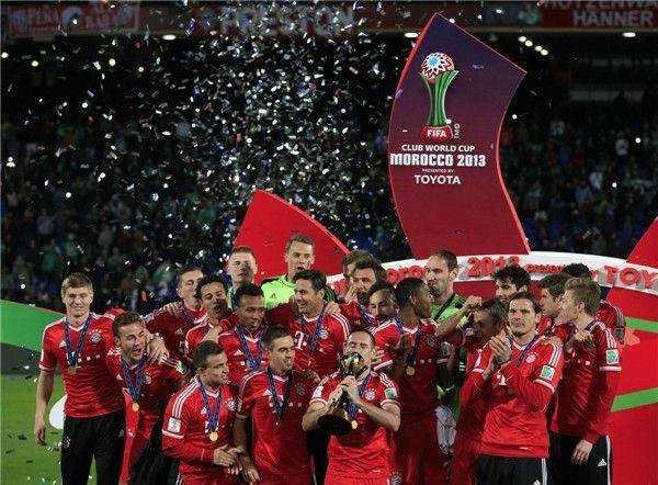 Bayern Munich - Club World Champions 2013