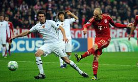 Bayern München 7-0 FC Basel