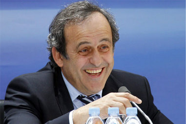 Does Platini even give a damn?