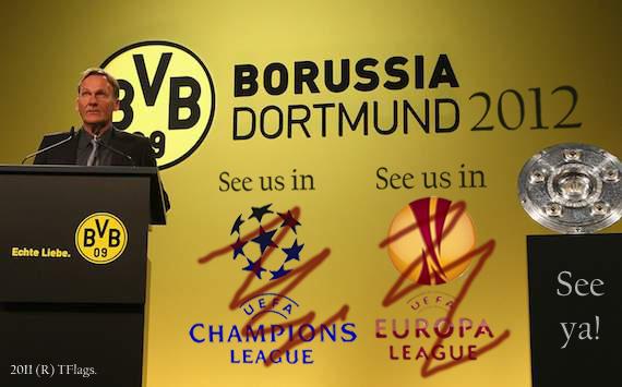 Borussia Dortmund Annual Target Update Meeting