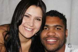 Renata and Breno