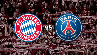 Bayern Munich vs Paris Saint-Germain F.C.