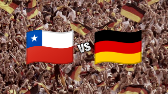 Chile vs Germany