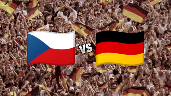 Czech Republic vs Germany