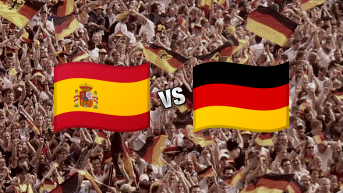 Spain U21 vs Germany U21