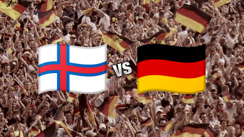 Faroe Islands vs Germany
