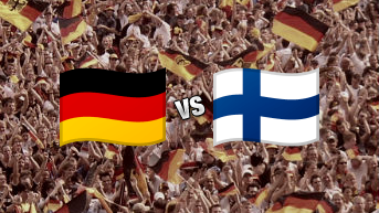 Germany vs Finland