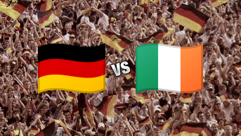 Germany U21 vs Republic of Ireland U21