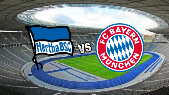 Hertha BSC vs Bayern Munich
