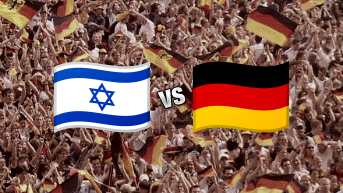 Israel U21 vs Germany U21