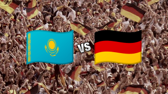 Kazakhstan vs Germany