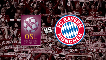 Qatar Stars League XI vs Bayern Munich