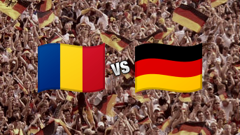 Romania U21 vs Germany U21