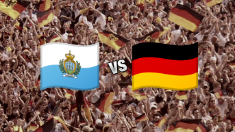 San Marino vs Germany