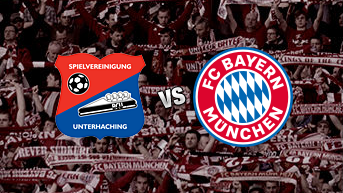SpVgg Unterhaching vs FC Bayern Amateure