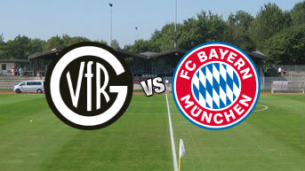 VfR Garching vs FC Bayern Amateure
