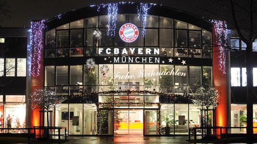 happy holidays bayern fans official fc bayern news. Black Bedroom Furniture Sets. Home Design Ideas