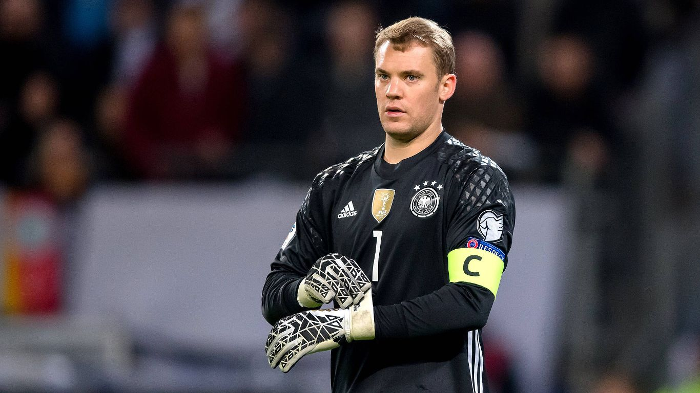 Manuel Neuer pulls out of Germany squad ficial FC Bayern News