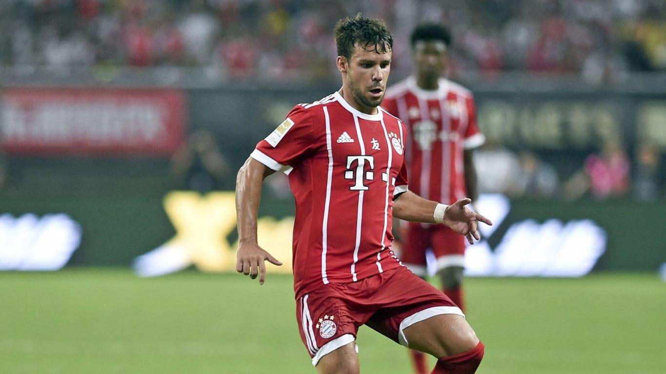 Bernat Out Of Singapore Trip Official Fc Bayern News