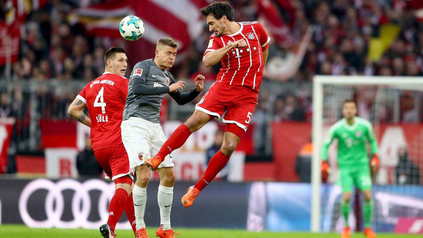 Bogeyman Lewy : Official FC Bayern News - BayernForum.com