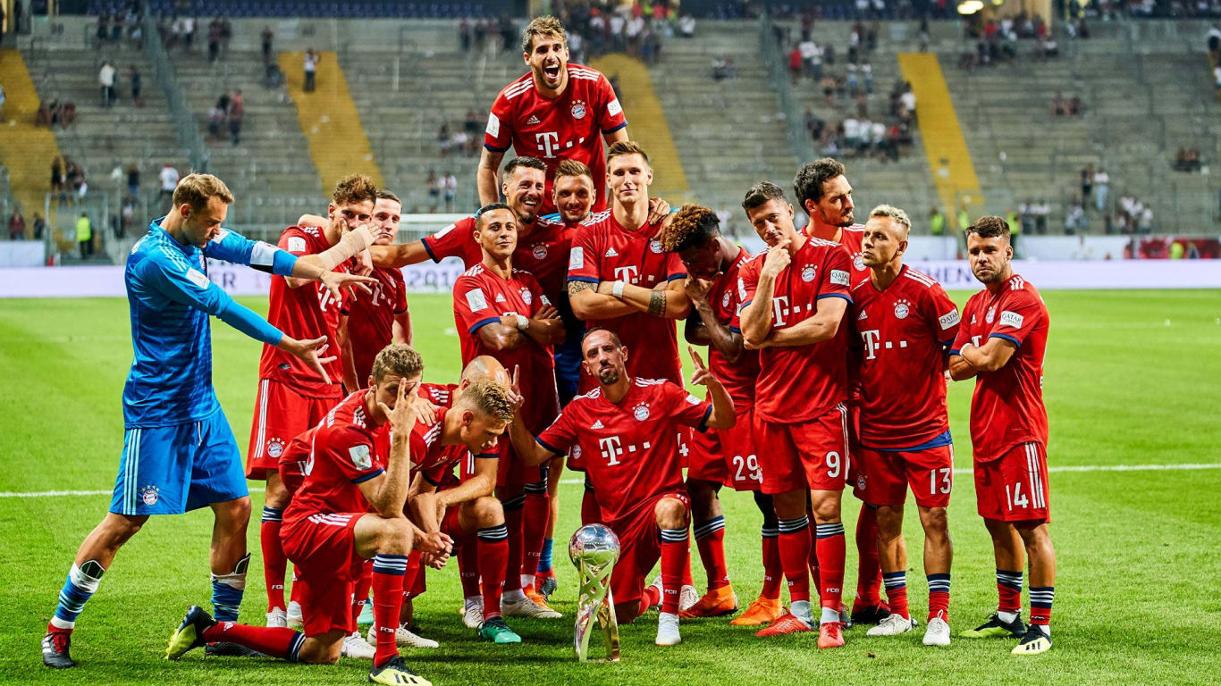 FCB 'still have some room for improvement' after Supercup ...