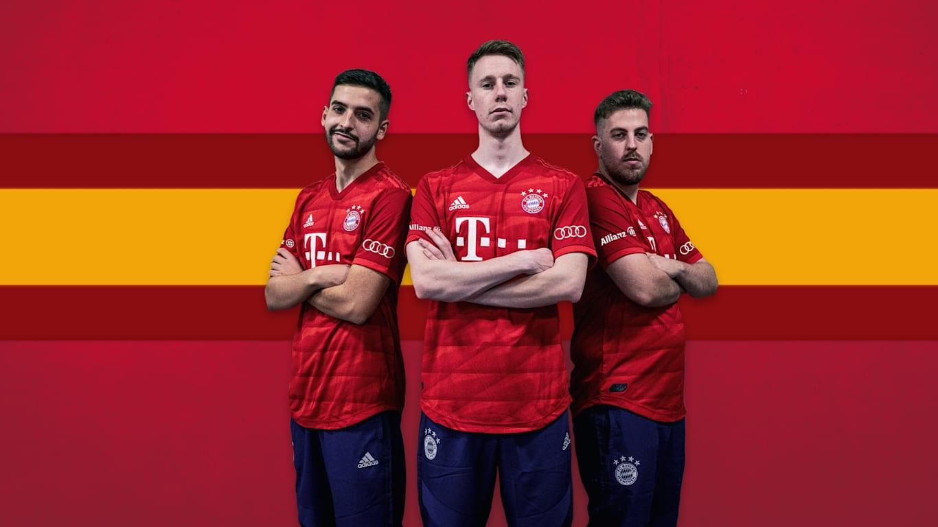 Fc Bayern Esports Trio Ready For Eeuro 2020 Official Fc Bayern News Bayernforum Com